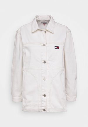 WORKWEAR - Kort kåpe / frakk - work white rigid