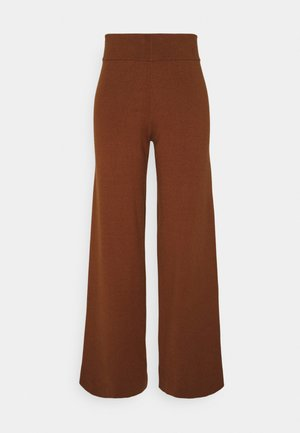 LOUNGE PANT - Trousers - brown