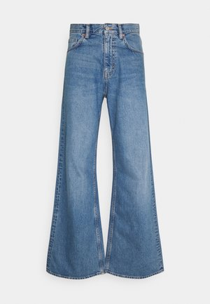 BEYOND  - Jeans baggy - blue