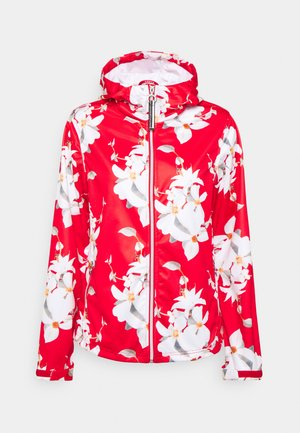 ISOKURIKKA - Soft shell jacket - classic red