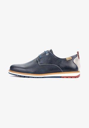 BERNA  - Zapatos de vestir - blue
