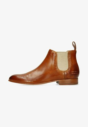 SALLY 16 IMOLA - Ankle boots - light brown
