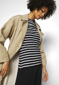 Tommy Hilfiger - AISHA BOAT - Long sleeved top - black - 3