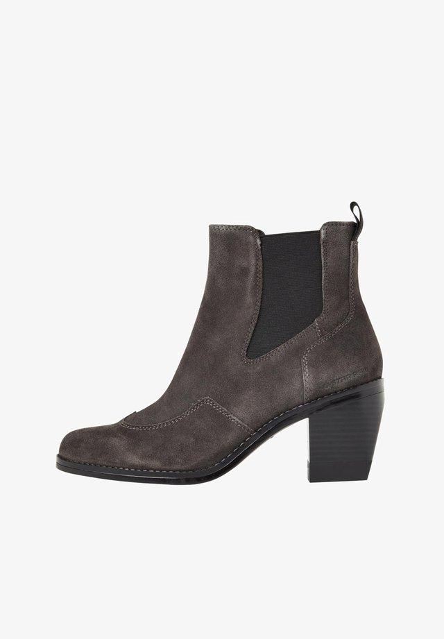 TACOMA - Boots à talons - shadow