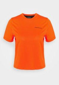 Peak Performance - ALUM LIGHT SHORT SLEEVE - Print T-shirt - super nova - 5