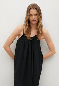 Mango - VALE - Cocktail dress / Party dress - schwarz - 2