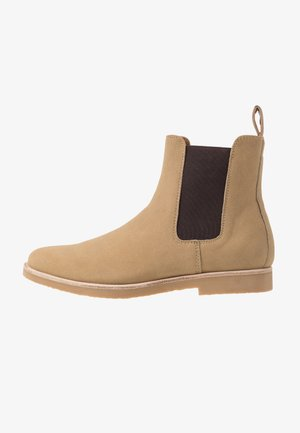 RALTON CHELSEA BOOT - Classic ankle boots - tan