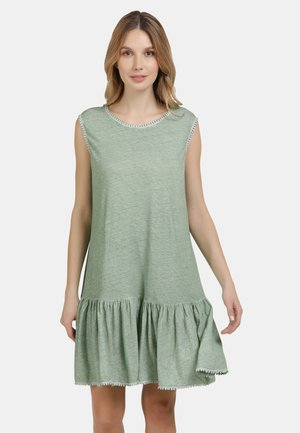 Jersey dress - minze