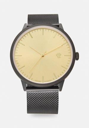 NANDO GULD SUN UNISEX - Watch - gold-coloured/black