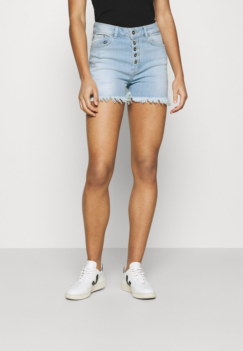 LTB - JEPSEN - Shorts di jeans - bother wash