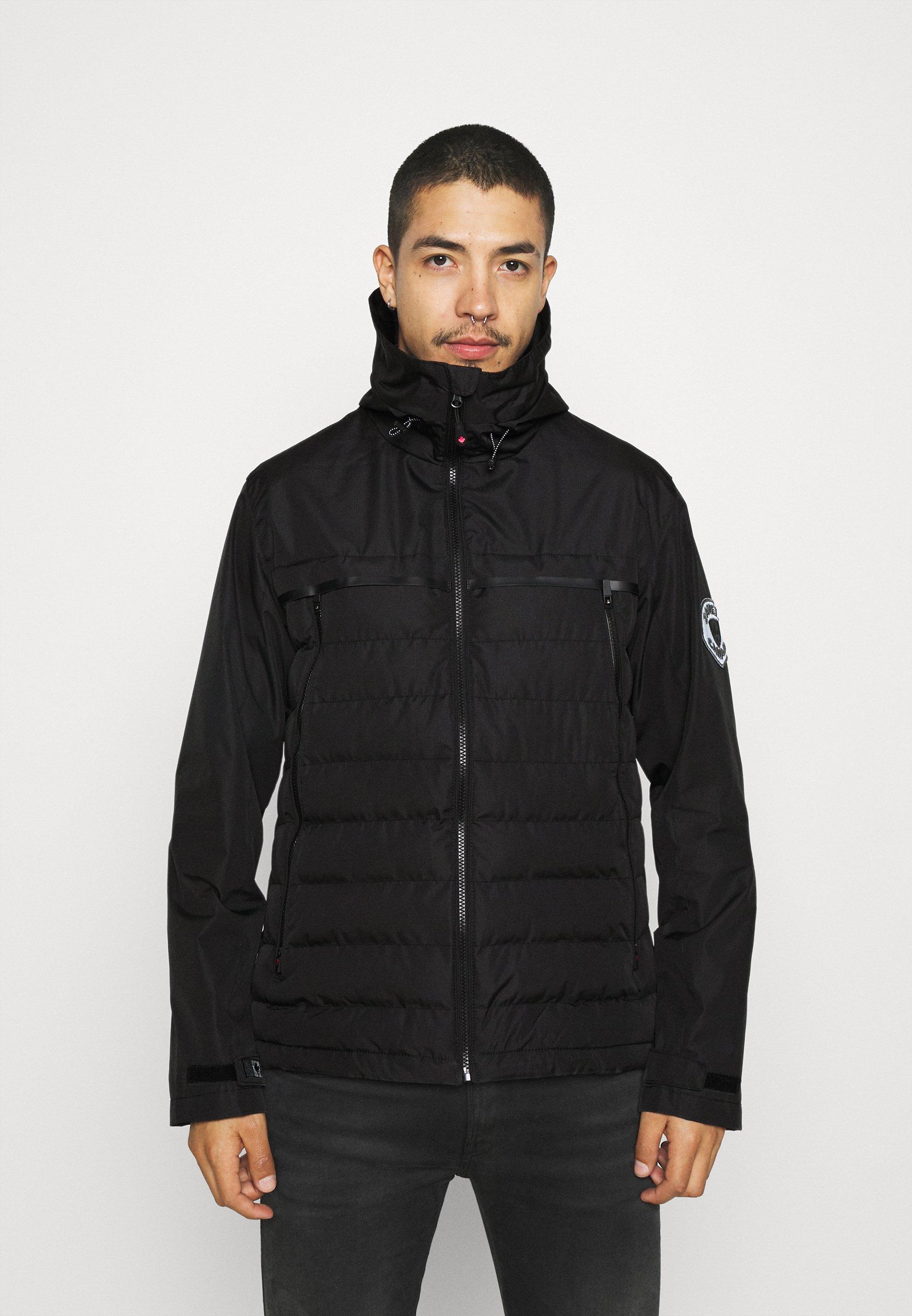 Men SIVELILI HYBRID WINDRUNNER - Light jacket