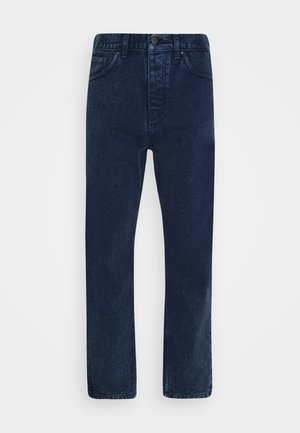 NEWEL PANT PARKLAND - Straight leg jeans - space worn washed