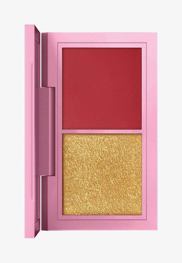 PROJECT HARRIS CREAM COLOUR BASE DUO - Paleta do makijażu - embrace your duality