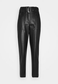 ONLY - ONLBRIONY DIONNE PANT - Trousers - black - 3
