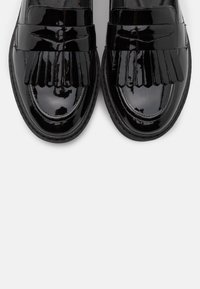 Clarks - WITCOMBE DAWN - Slippers - black - 5