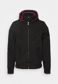 HARRINGTON - JAGGER - Summer jacket - noir - 5
