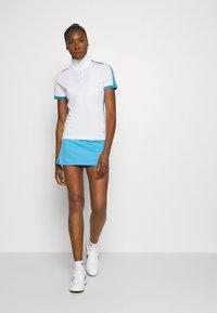 J.LINDEBERG - JULIETTE  - Sports shirt - white - 1