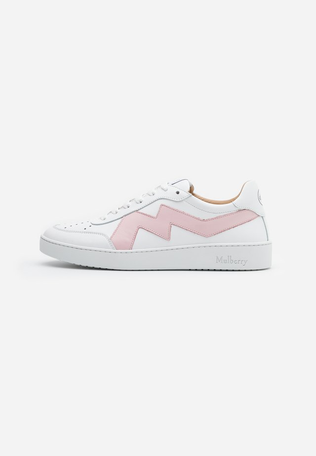 SOFTY - Sneaker low - bianco/softy baby