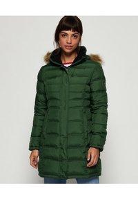 Superdry - MOUNTAIN SUPER FUJI - Winter coat - ice green - 0