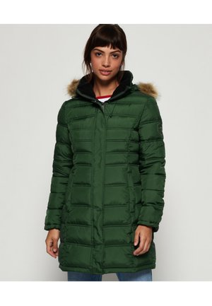 MOUNTAIN SUPER FUJI - Winter coat - ice green