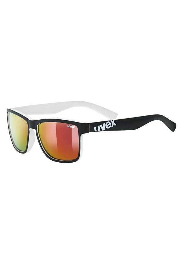 Sunglasses - black mat white