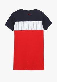 Fila - RUBI - Vestido ligero - true red/bright white/black iris - 1