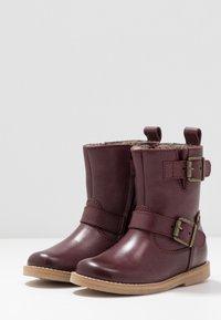 Froddo - Winter boots - dark bordeaux - 3