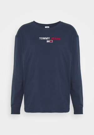 CONTRAST LINEAR  - Longsleeve - twilight navy