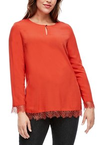 Triangle - Tunic - pumpkin orange - 6
