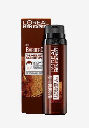 BARBER CLUB 3-DAY BEARD + FACIAL CARE 50ML - Face cream - -