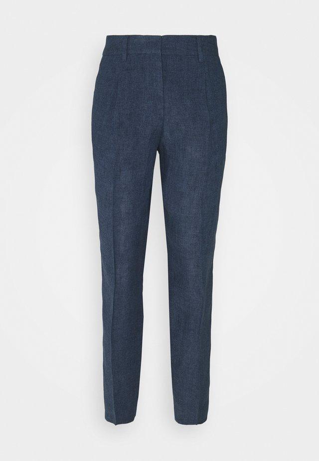 MANNA - Pantalon classique - blau