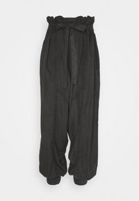 Free People - WADE AWAY HAREM - Pantalones - black - 5