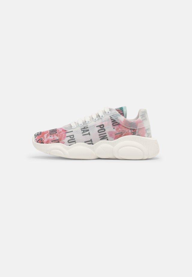 Sneakers basse - fantasy color
