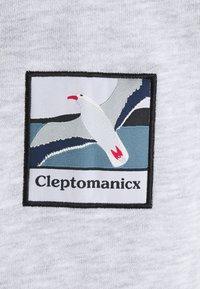 Cleptomanicx - SAVE THEM - Sweatshirt - light heather gray - 2