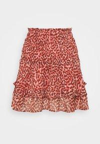 ONLY - ONLMARGUERITE SKIRT - Minifalda - faded rose - 3