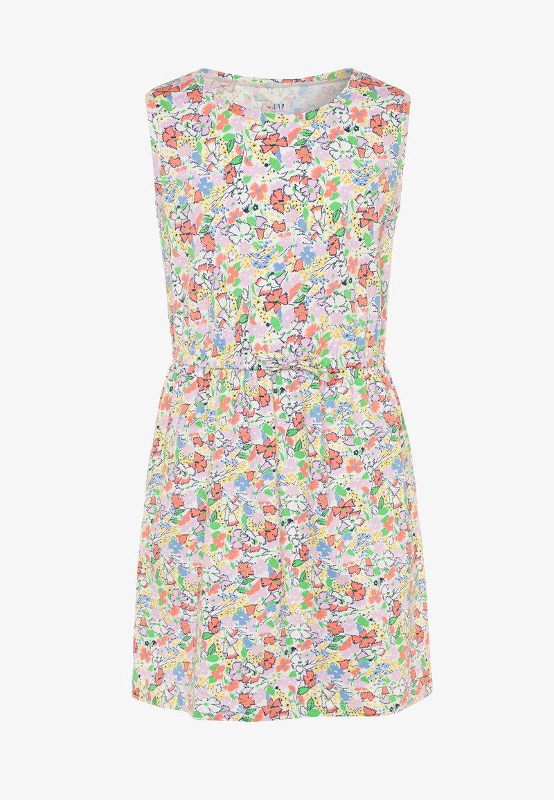GAP - GIRL DRESS - Sukienka z dżerseju - multicolor