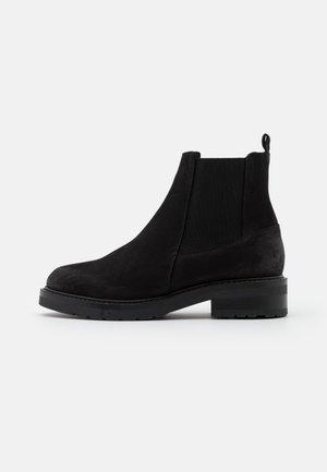 JEMMA ECO - Korte laarzen - black