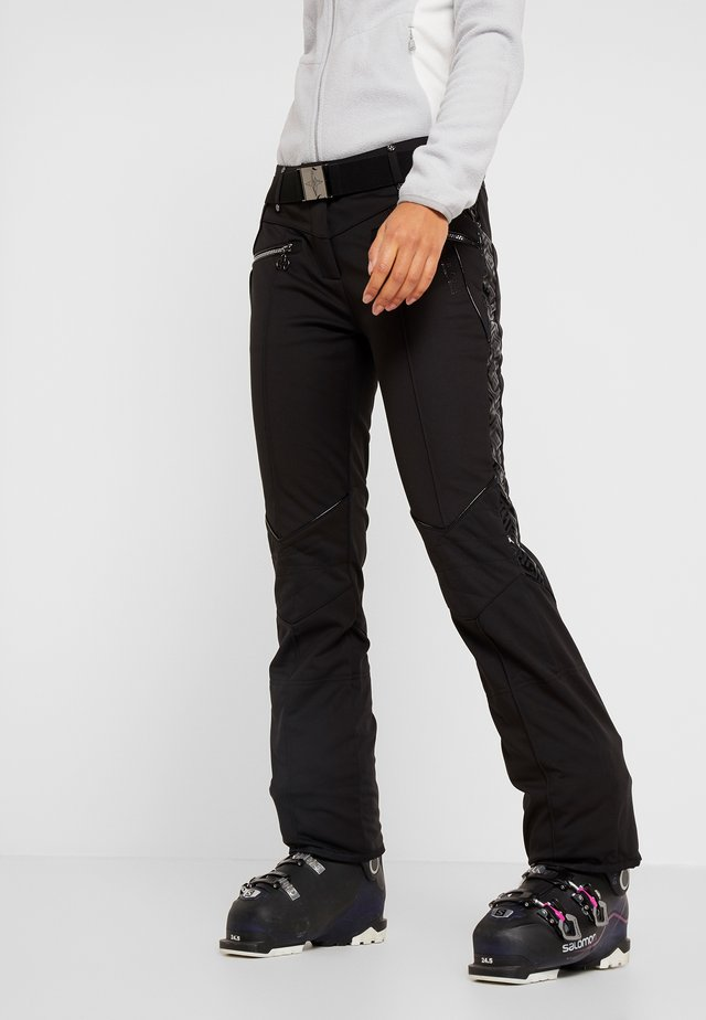 LADYSHIP PANT - Pantalon de ski - black