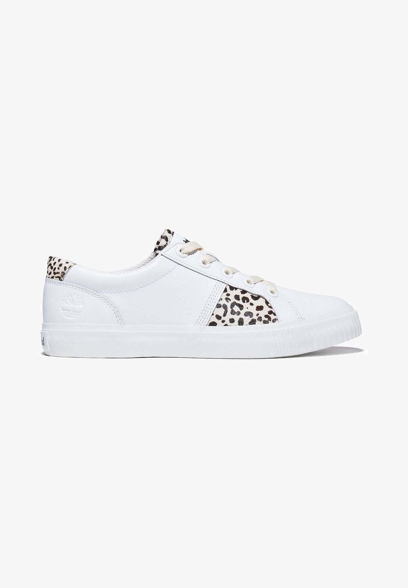 Timberland - SKYLA BAY OXFORD - Trainers - pro white leopard