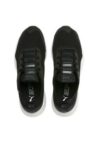Puma - NRGY NEKO SKIM - Neutral running shoes - black/white - 2