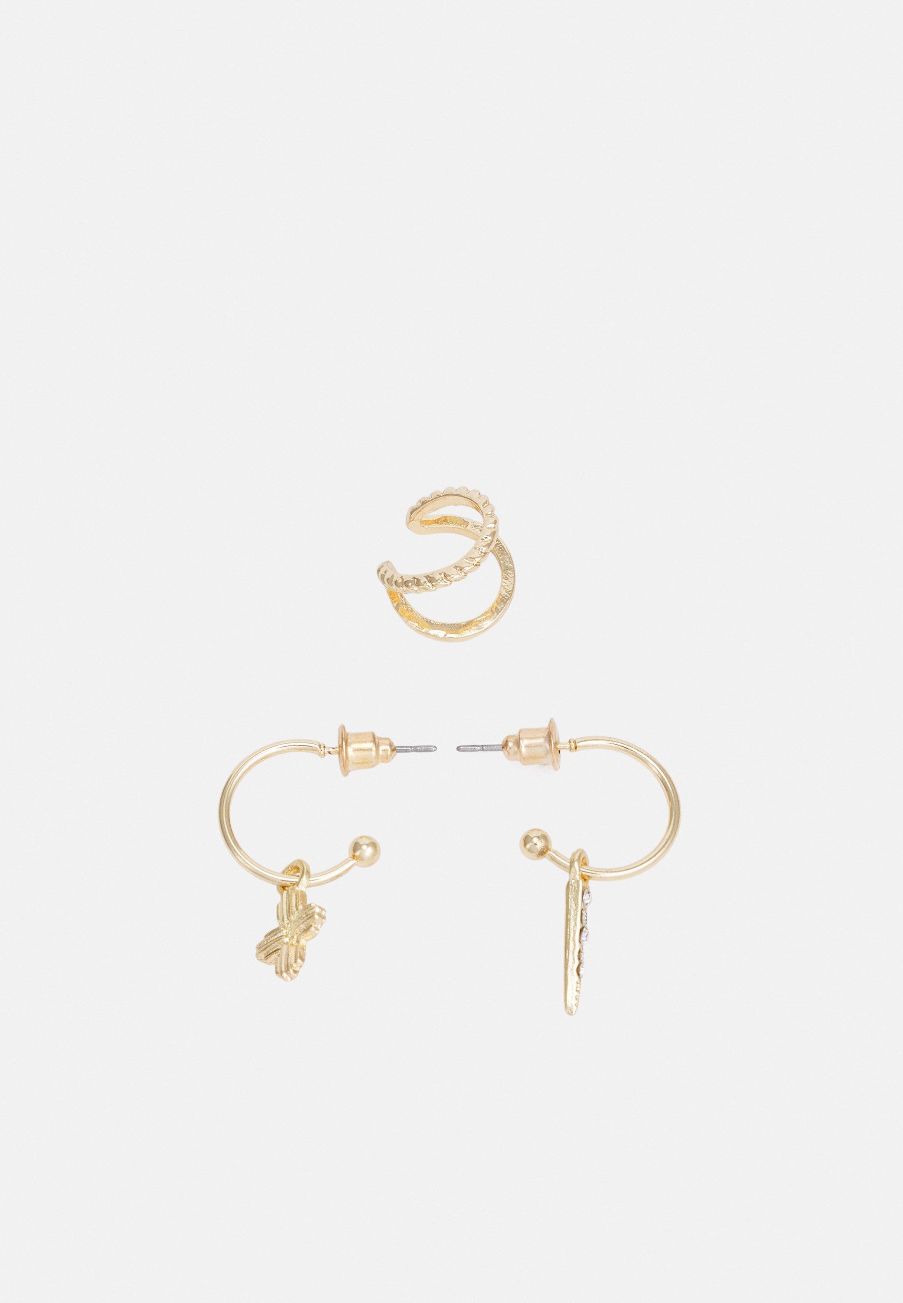 Women OHRSCHMUCK DANIELLE 2 PACK - Earrings