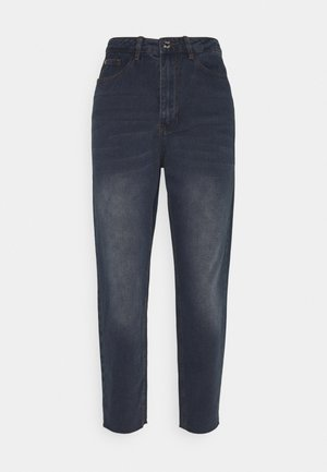 RIOT HIGHRISE CUT  - Relaxed fit jeans - blue