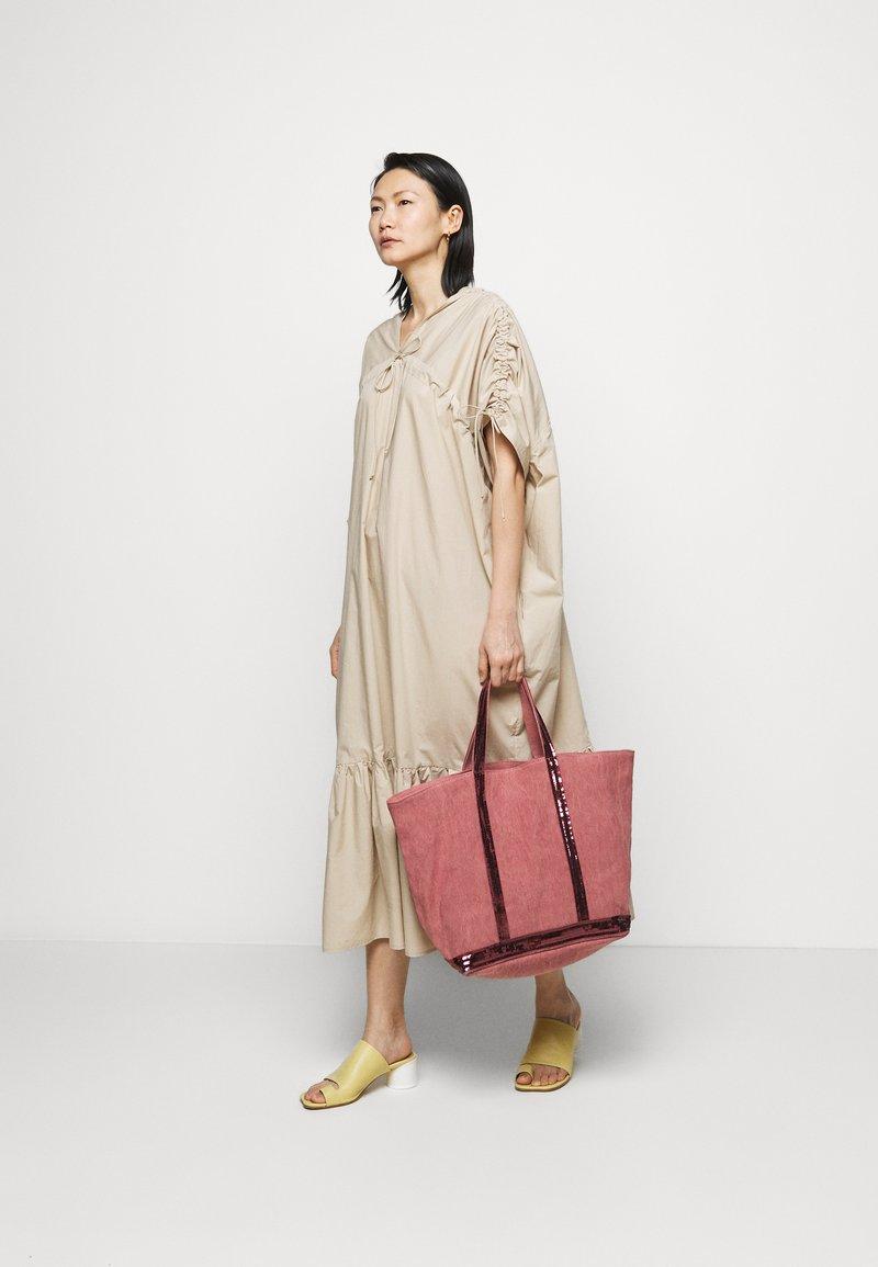 Vanessa Bruno - CABAS MOYEN - Handbag - rose ancien