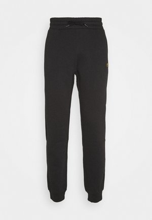 BIRD EMBRO  JOGGERS - Trainingsbroek - black