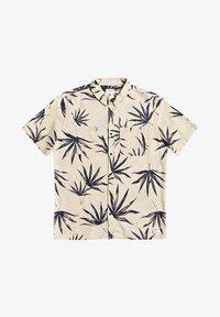 Quiksilver - DELI PALM - Shirt - parchment deli palm - 5
