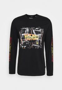 Only & Sons - ONSBTTF TEE - Long sleeved top - black - 4