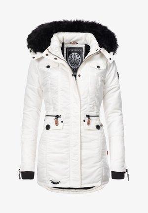 SCHÄTZCHEN - Winter coat - white