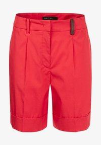 Marc Cain - Shorts - rot - 0