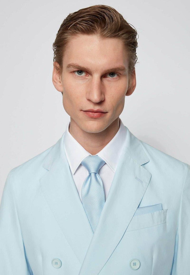 BOSS - Taskuliina - light blue