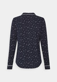 GAP - PIPING - Pyjama top - navy - 6